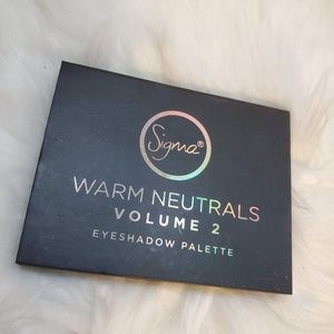 Sigma Warm Neutrals Vol 2 Palette